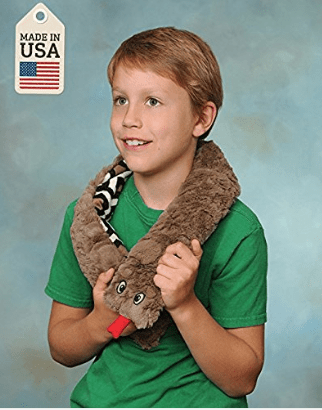 Weighted Neck Wrap- Snake