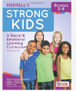 Strong Kids- Book on Social Emotional Learning