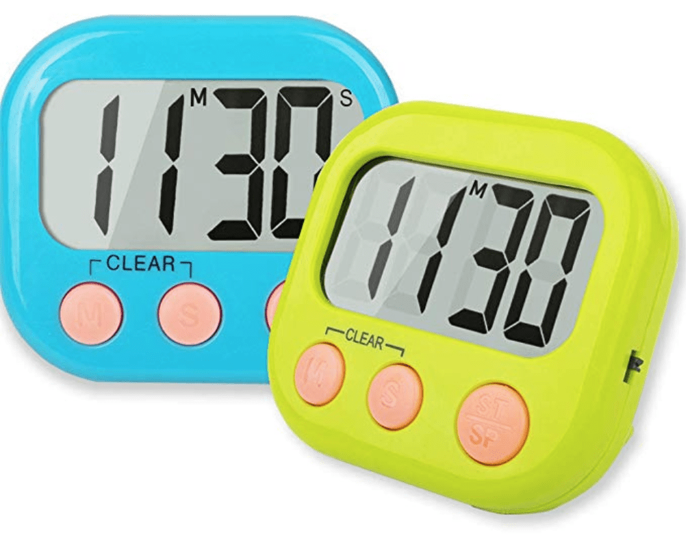 2 Digital Timers
