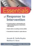 Essentials of Response to Intervention