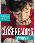 Close Reading Book