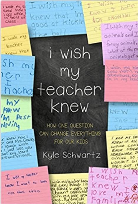 I wish My Teachers Knew