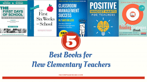 5 Best Books for New Elementary Teachers