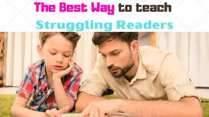 Teach Struggling Readers