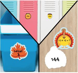 Mini-Colorful Cutouts