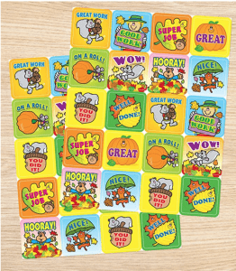 Fall Motivational Stickers