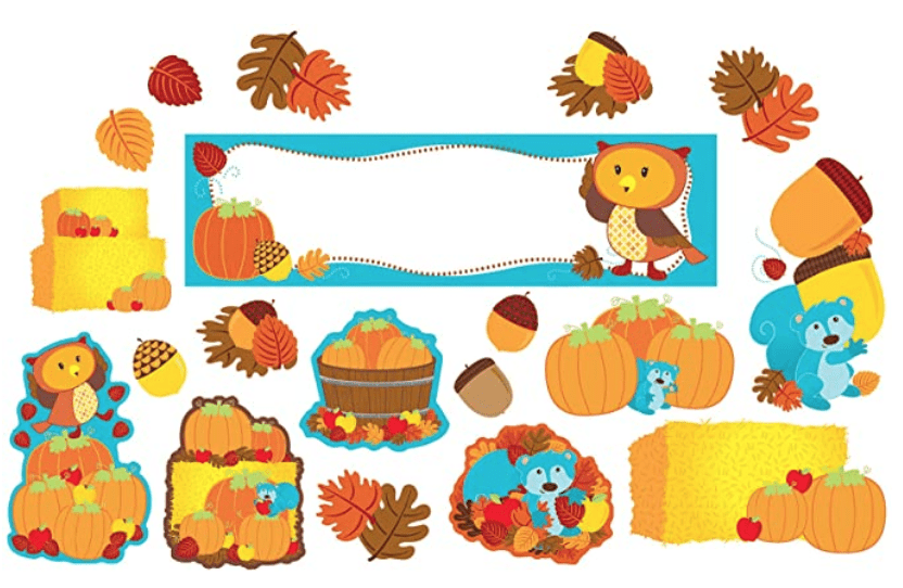 Fall Mini-Bulletin Board