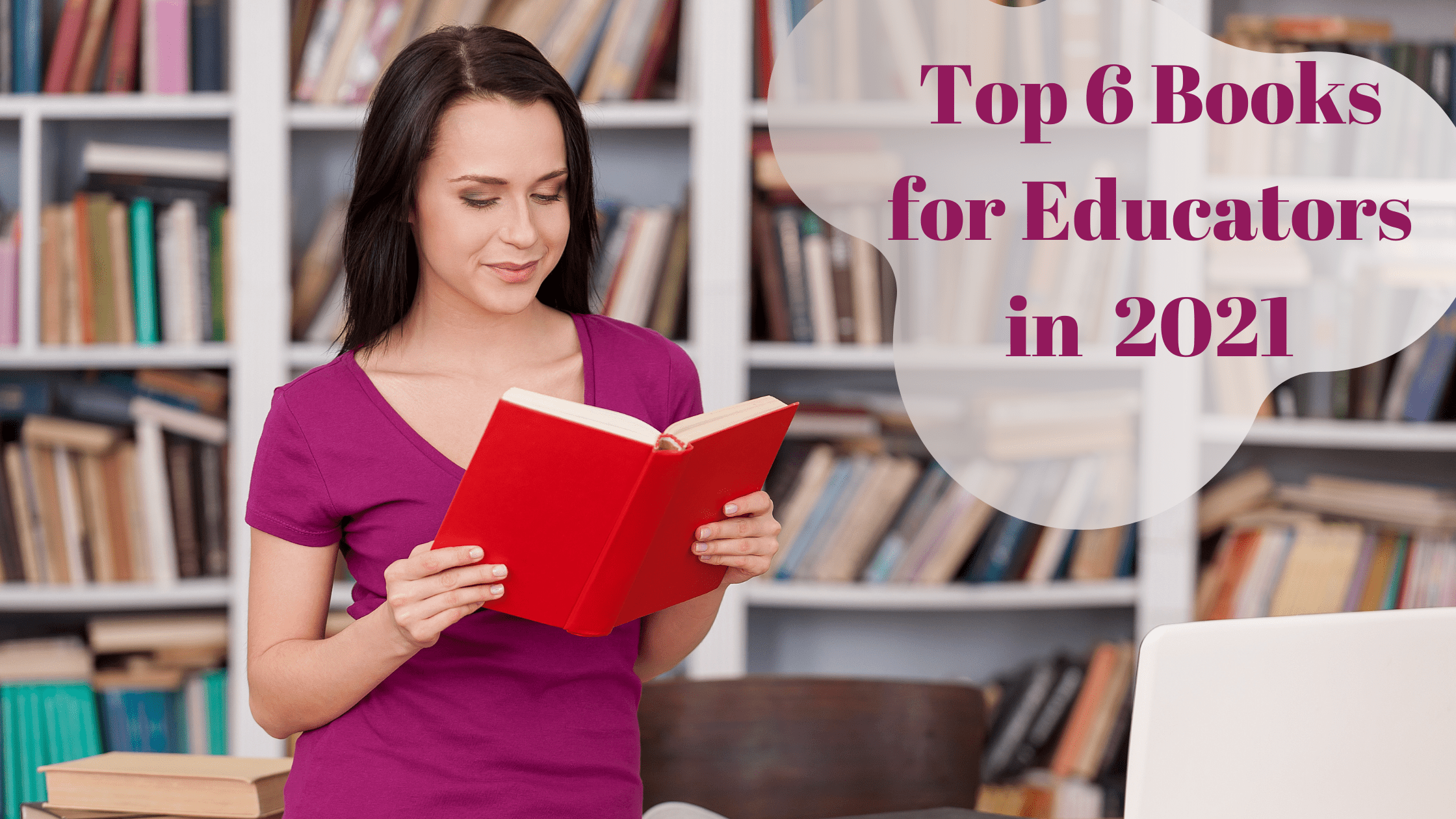 Top 6 books for 2021
