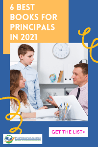 Best Books for School Principals