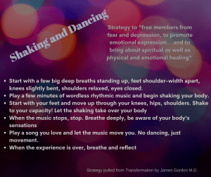 Shaking-and-Dancing