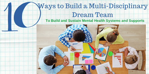 10 Ways to Build Mental Health Systems and Supports