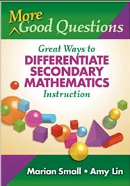 More Good Questions Math