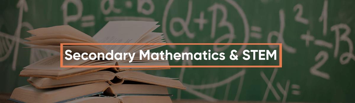 Secondary Math Teacher